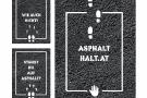 Asphalt halt! 10